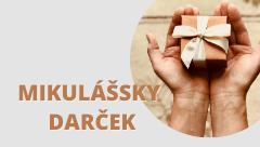 MIKULÁŠSKY DARČEK Banner